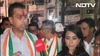 रणनीति : मिलिंद देवड़ा के रोड शो में NDTV - NDTVINDIA