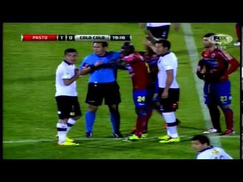 Deportivo Pasto (COL) 1-0 Colo Colo (CHI) - Copa Sudamericana 2013 Fox Sports 2