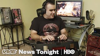 This Is How To Play Video Games If You're Totally Blind (HBO) - VICENEWS