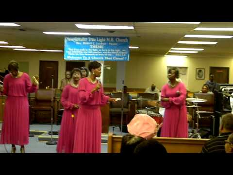 Just Like Him Intro (Crystal Smith) ~ The Anointed Brown Sisters