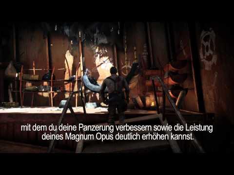 Mad Max Gameplay Walkthrough Trailer (HD) 1080p