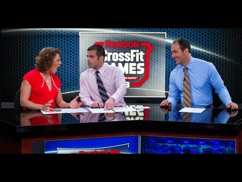 CrossFit - CrossFit Games Update Show: June 19, 2013