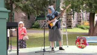 JFL Hidden Camera Pranks & Gags: Guitar Grandma view on youtube.com tube online.
