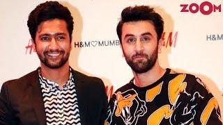 Ranbir Kapoor & Vicky Kaushal To Work Together! - ZOOMDEKHO