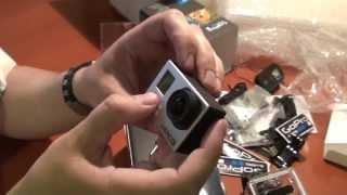 Посылка GoPro HERO 3 Black с Ebay