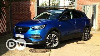 Large SUV: Opel Grandland X   DW English - DEUTSCHEWELLEENGLISH