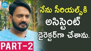 Sairam Shankar Exclusive Interview Part #2 || #Nenorakam || Talking Movies With iDream - IDREAMMOVIES