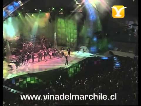 Juan Gabriel, Te Llegará Mi Olvido, Festival de Viña 1998