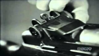 M1 Garand Rear Sight