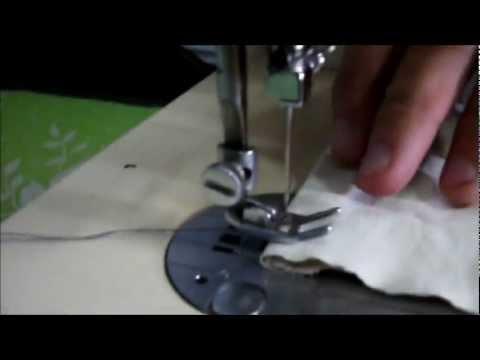 Manual de Sobrevivênvcia - Preparando uma máquina de costura Singer mod. 247