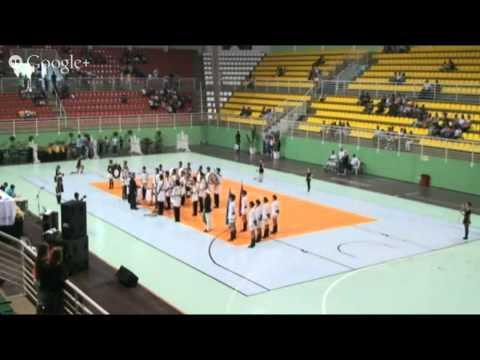 VIII Campeonato de Bandas e Fanfarras de SC - Brusque / 2013 - Parte 3