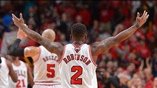 Nate Robinson's 23 Point Fourth Quarter