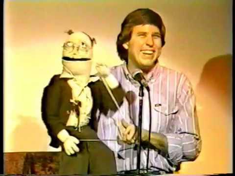 The Worlds Best Ventriloquist - Dan Horn -1984