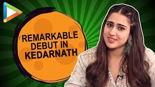 Sara Ali Khan on her remarkable debut with Kedarnath, Simmba & future projects | Full Interview - HUNGAMA
