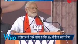 "PM Modi attacks Rahul and Sonia Gandhi, says ""Those Seeking Bail Giving Certificate To Modi"" - ZEENEWS"
