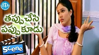 Tappuchesi Pappu Koodu Movie Scenes - Radhika Chaudhari Fires On Mohan Babu And Srikanth - IDREAMMOVIES