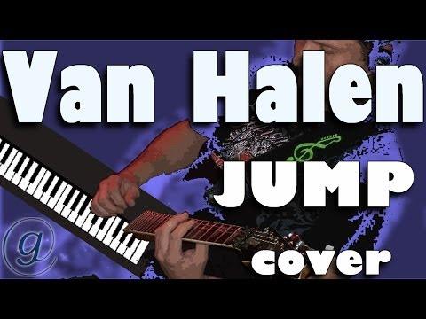 Jump - Van Halen - Roland GR-55 cover