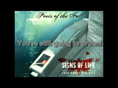 Poets of the Fall - Illusion and Dream (Lyrics Video)