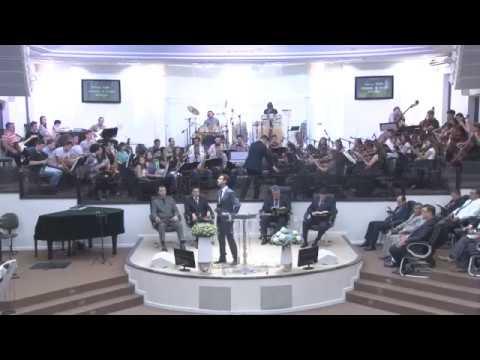 Orquestra Celebração - Jesus, o bom amigo - 19 02 2017