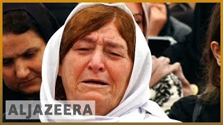 🇮🇶 Yazidi mass graves: UN team exhumes bodies in Iraq | Al Jazeera English - ALJAZEERAENGLISH