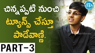 Director Kishan SS, Deep Pathak Exclusive Interview Part #3 | Talking Movies with iDream - IDREAMMOVIES