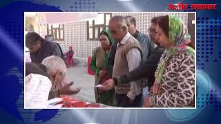 video : हिसार में नगर निगम चुनाव को लेकर वोटिंग जारी