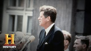 Ancient Aliens: Was JFK Silenced? (Season 12, Episode 9) | History - HISTORYCHANNEL