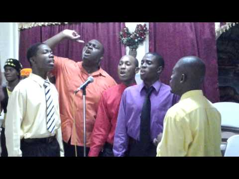 Ride On, King Jesus - Praise Temple Youth Choir - Falmouth, Jamaica