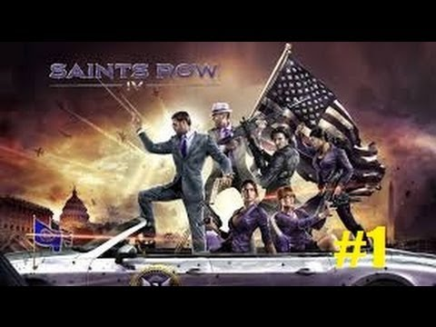 saints row 4 #1 gameplay