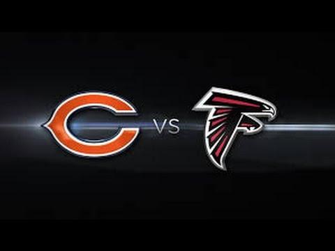 Chicago Bears vs. Atlanta Falcons Review/ bears Win