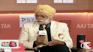 Agenda Aaj Tak: क्या कानून से बनेगा Ram Mandir? -K. T. S. Tulsi - AAJTAKTV