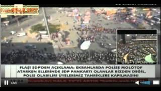 Başbakan Recep Tayyip Erdoğan Canlı Yayın Gezi Park ve Taksim Açıklaması 11.06.2013