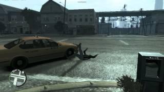 обзор grand theft auto IV(gta 4)pc