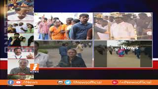 Telangana Polls 2018 | Peaceful Polling Going Underway In Mahabubnagar | iNews - INEWS