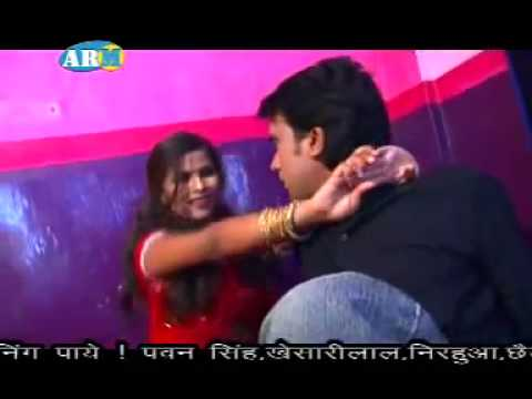 2013 NEW HOT SONG   KARWATIYA PHERA RAJA !! KHUSHBOO UTTAM   YouTube