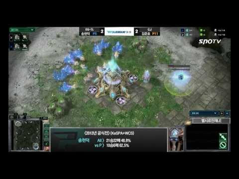 [0511] Hero(EGTL) vs herO(CJ) PvP 5SET  Bel'Shir Vestige - Stracraft 2,esportstv