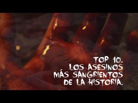 TOP 10. LOS ASESINOS MAS SANGRIENTOS EN LA HISTORIA DE LA HUMANIDAD.