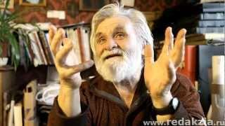 Николай Устинов читает стихи для детей
