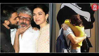 Ranveer-Deepika's Special Plans For Bhansali's B'day | Virat Kohli Embraces His One And Only - ZOOMDEKHO