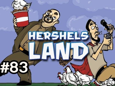 Minecraft: Hershels Land w/Nova & Dan Ep.83 - RETURN OF NEAPOLITAN HOUSE