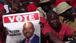 Zimbabwe Holds Breath as Presidential Poll Challenge Delays Inauguration - VOAVIDEO