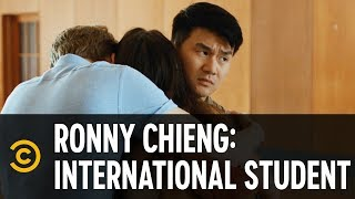 Sexual Tension at the Law Faculty Comedy Show - Ronny Chieng: International Student - COMEDYCENTRAL
