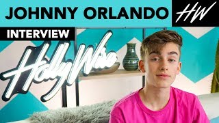 Johnny Orlando Gushes Over BFF Mackenzie Ziegler & Reveals New Music!! | Hollywire - HOLLYWIRETV