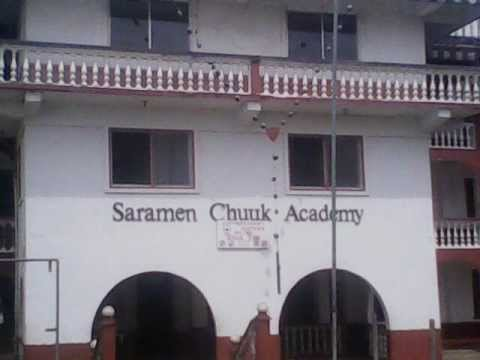 Chuukese song Saramen Chuuk Academy