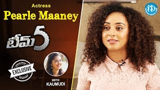 Team 5 Actress Pearle Maaney Exclusive Full Interview || Talking Movie With iDream #433 - IDREAMMOVIES