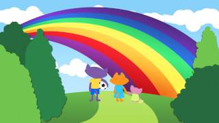 Rain, Rain, Go Away Song For Kids, DreamEnglish