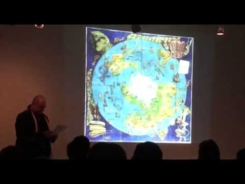 "WiE20/20: Christopher Lockett: ""Here Be Dragons: Mapping Imaginary Spaces"""