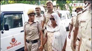 दिल्ली से लेडी डॉन बशीरन गिरफ्तार - NDTVINDIA