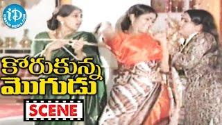 Korukunna Mogudu Movie Climax Scene || Shoban Babu || Lakshmi || Jayasudha - IDREAMMOVIES