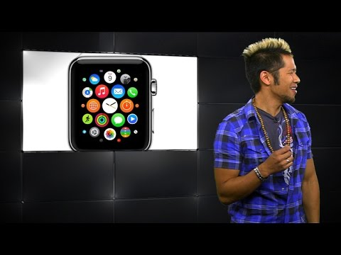 Apple Byte - The Apple Watch will only last a day?